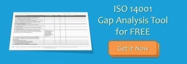 deGRANDSON Global free Gap Analysis tool for ISO 14001 Environmental Management System (EMS) Lead Auditor Certification