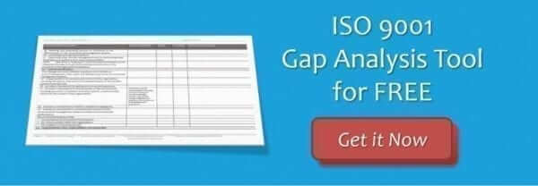 deGRANDSON Global free Gap Analysis tool for ISO 9001 Lead Auditor certification