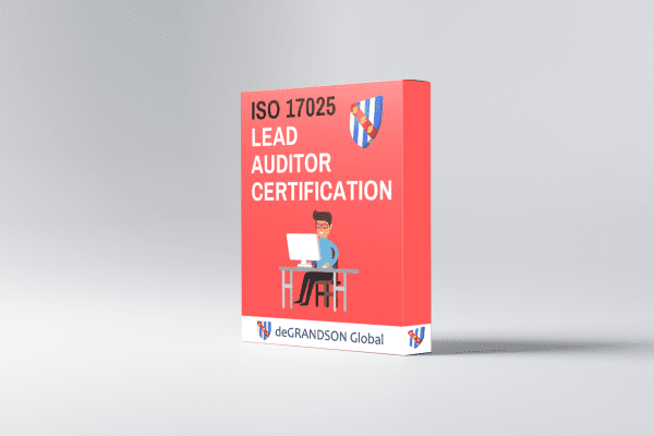 ISO 17025 Lead Auditor Certification Product