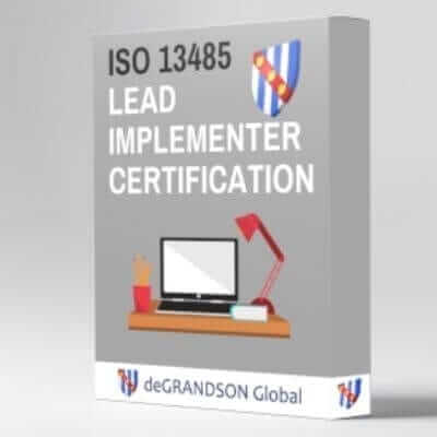 ISO 13485 Lead Implementer Certification Course Online