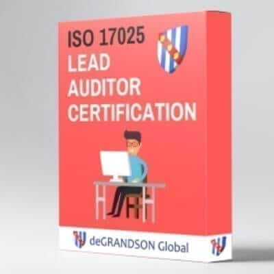 deGRANDSON Global ISO-17025-Lead-Auditor-Certification-Product