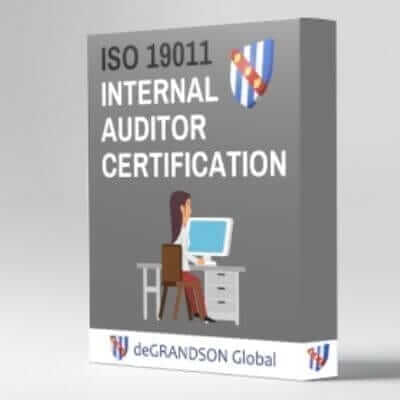 deGRANDSON Global ISO 19011 Management Systems Auditing Lead Auditor Online Certification