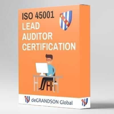 deGRANDSON Global ISO-45001-Lead-Auditor-Certification-Online