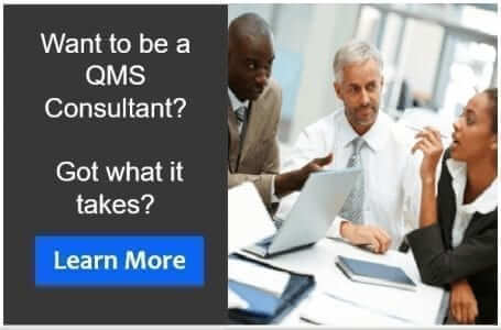deGRANDSON Global ISO internal auditor training QMS Consultant ad