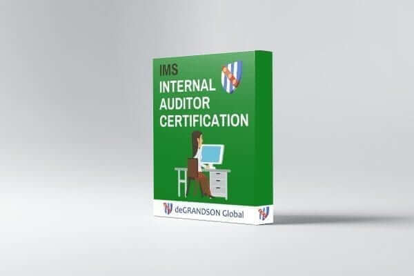 IMS-Internal-Auditor-Certification-Product image