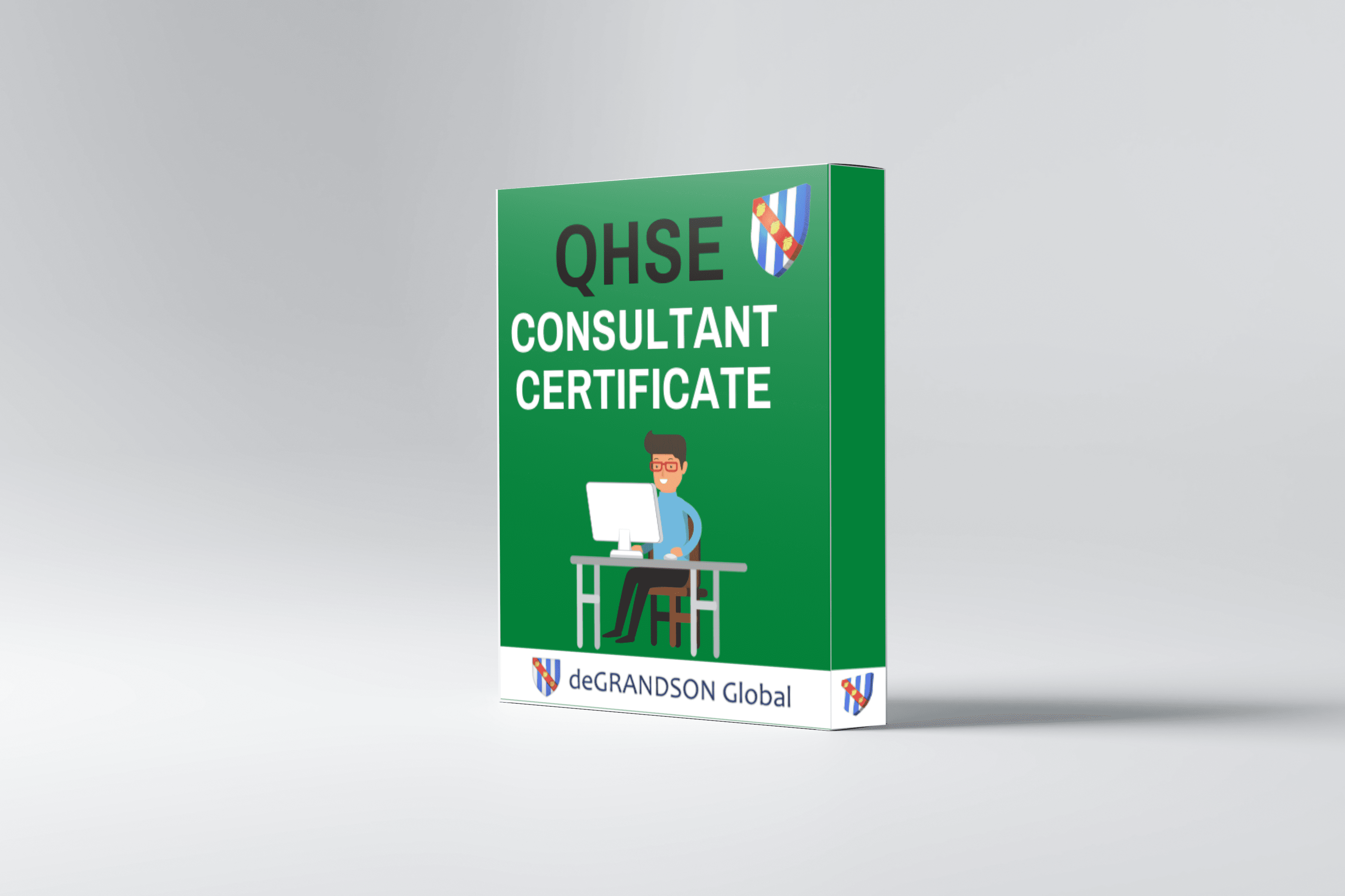QHSE Consultant Certificate Product